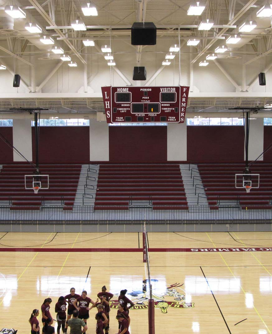 Bleacher repair, inspections & installation in Texas