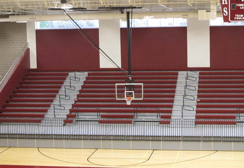 C & R Seating | Texas Bleacher Repair